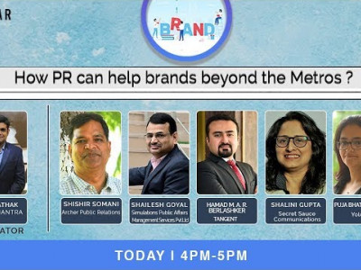 How PR can help brands beyond the metros?