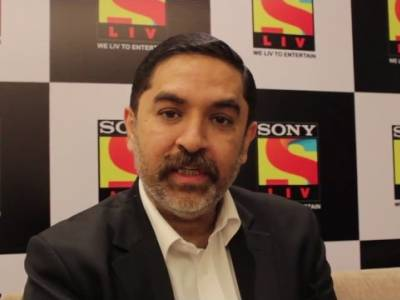 Uday Sodhi describe Sony Liv's performance in 2016