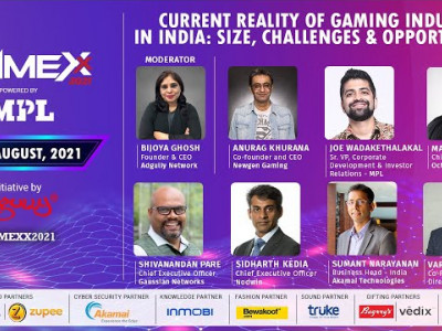 GAMEXX 2021 | Current Reality of Gaming Industry in India: Size, Challenges & Opportunities