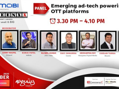SCREENXX 2020 - Panel 3 - Emerging ad tech powering OTT platforms