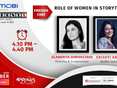 SCREENXX 2020 - Fireside Chat - Role of Women in Storytelling