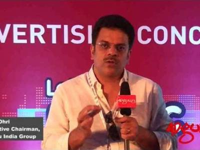 Adgully Exclusive   Goafest 2012: In conversation with Dentsu India Group's Rohit Ohri