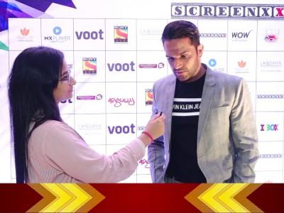 Jitin Gulati - Actor at SCREENXX_ Part 1