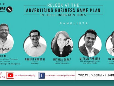 Relook at the Advertising Business Game Plan in this uncertain times!