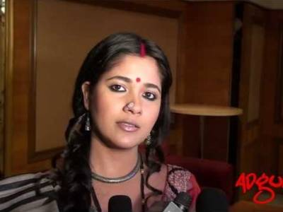 Adgully Exclusive   Narayani Shastri at the launch of new fiction show Phir Subha Hogi
