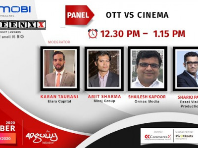 ScreenXX 2020 - Panel 1 – OTT vs Cinema