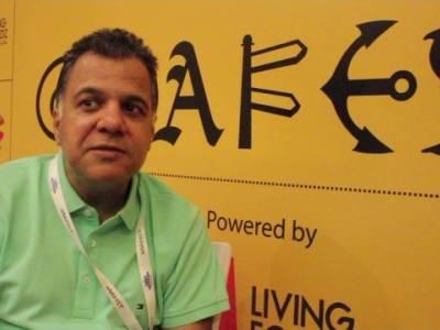 Raj Nayak on Goafest 2017