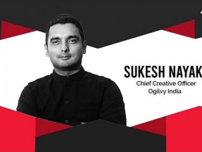 Sukesh Nayak - Chief Creative Officer - Ogilvy India