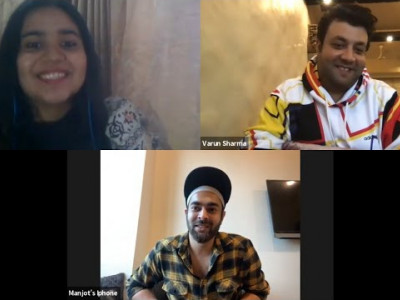 Adgully in conversation with Varun Sharma and Manjot Singh