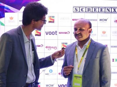 Abhishek Gupta, CMO, Edelweiss Tokio Life Insurance at SCREENXX