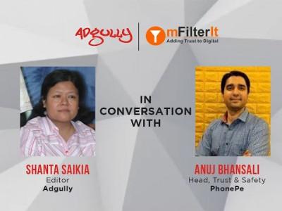 Video Knowledge Series | Anuj Bhansali, Head, Trust & Safety, PhonePe