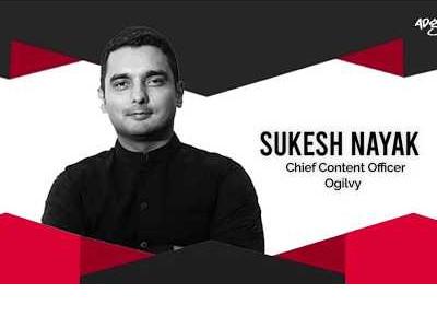 Sukesh Nayak - Chief Content Office - Ogilvy India