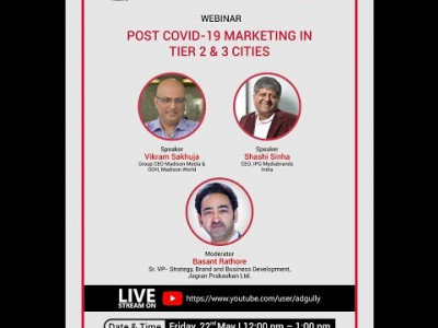 Post Covid 19 Marketing in Tier 2 & 3 Cities