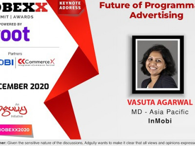 MOBEXX 2020 | Keynote Address - Future of Programmatic Advertising