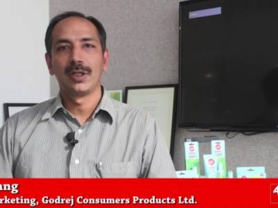 Ajay Dang, Head Marketing Godrej Consumers Products on Good knight Fabric Roll-On