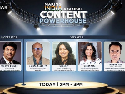 Can India be a Global Content Powerhouse?