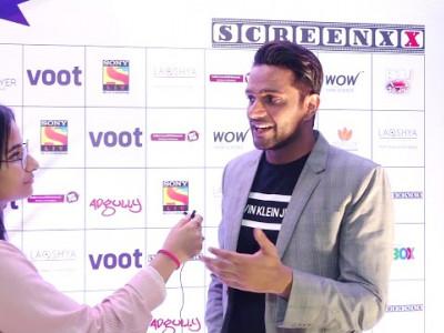 Jitin Gulati - Actor at SCREENXX_ Part 2