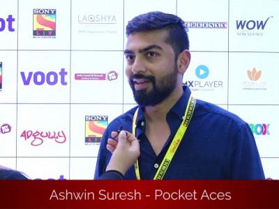 Ashwin Suresh - Founder - Pocket Aces at SCREENXX