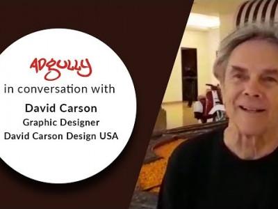 David Carson - Graphic Designer - David Carson Design USA