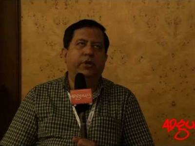 Adgully Exclusive   Goafest 2012: In conversation with Percept/H's Ajay Chandwani