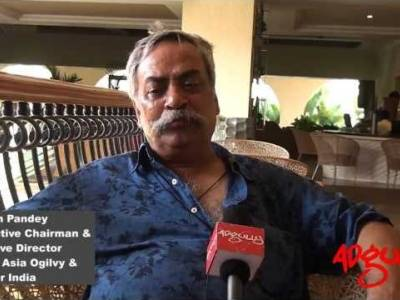 Adgully Exclusive   Goafest 2012: In conversation with Ogilvy's Piyush Pandey