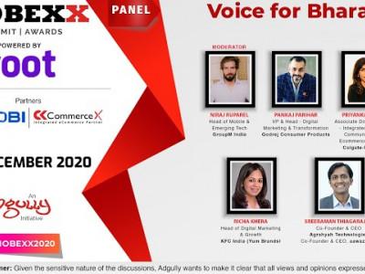 MOBEXX 2020 | Panel 2 - Voice for Bharat