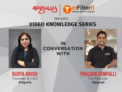 Video Knowledge Series | Phalgun Kompalli, Co-Founder, Upgrad