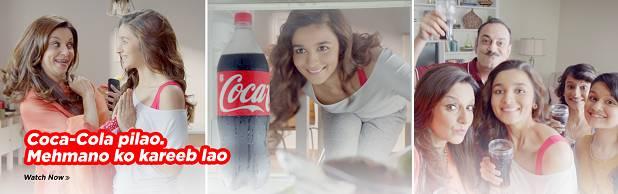 Coca-Cola's unveils new campaign: Coca-Cola Pilao, mehmano