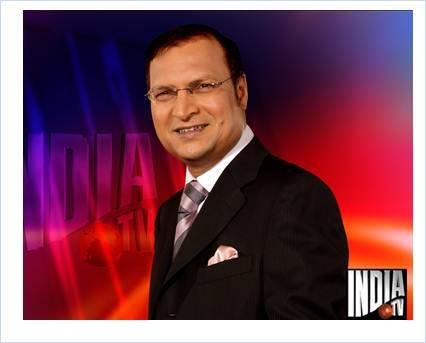 India TV's Rajat