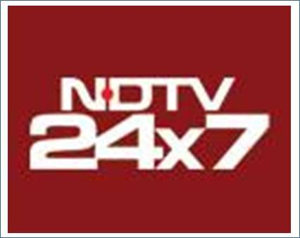 NDTV 24x7 strengthens its presence in UK