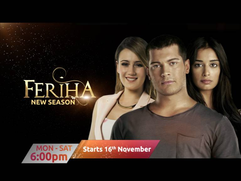 A new beginning for Emir in Feriha - New Season