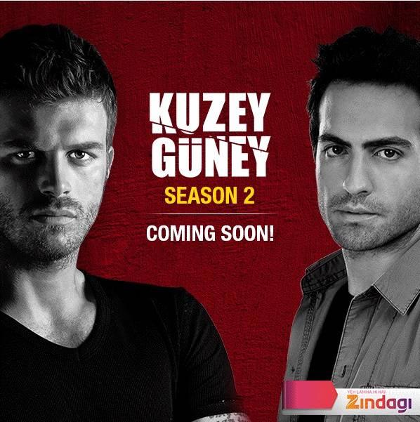 Zindagi to present 'KUZEY GUNEY SEASON 2' on popular demand