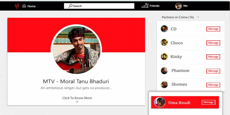 SVF launches a unique Social Media campaign for Hoichoi Originals