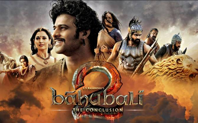 Sony MAX premiere of Baahubali 2 is the highest rated film