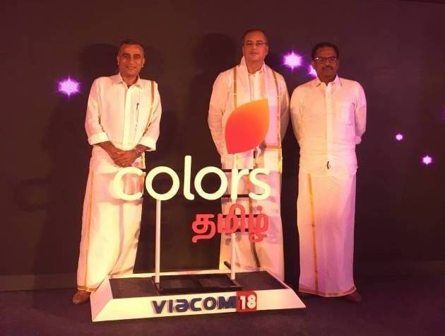 Colors Tamil goes on air today