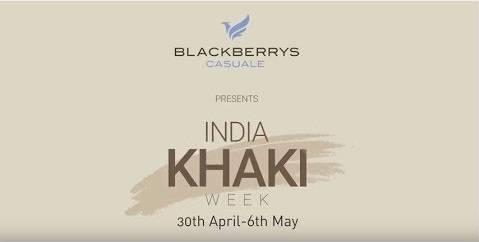 Blackberrys Casuale Presents India