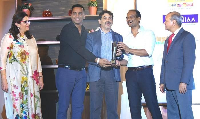 First ever IAA IndIAA Regional Awards (Telugu) presented