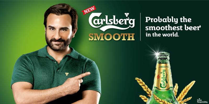 Carlsberg introduces Carlsberg Smooth across leading markets