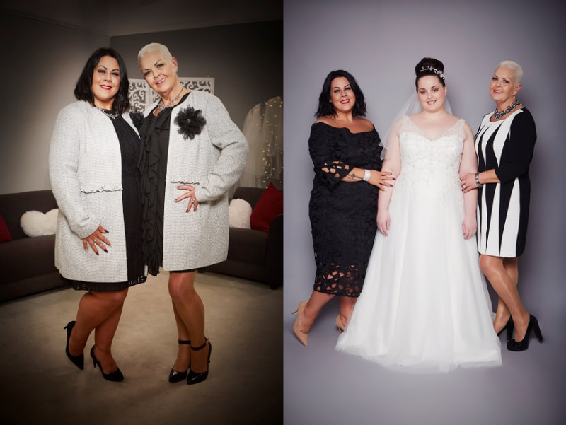 a09a8d667 TLC to premiere Curvy Bride Boutique for plus size brides