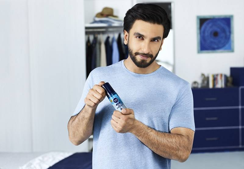 nivea for men_NIVEA MEN launches its new TVC and digital films featuring RANVEER SINGH
