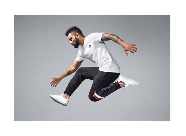 new styles 799ba bed71 The Making of - Virat Kohli's first Sneaker with Puma, One8 ...
