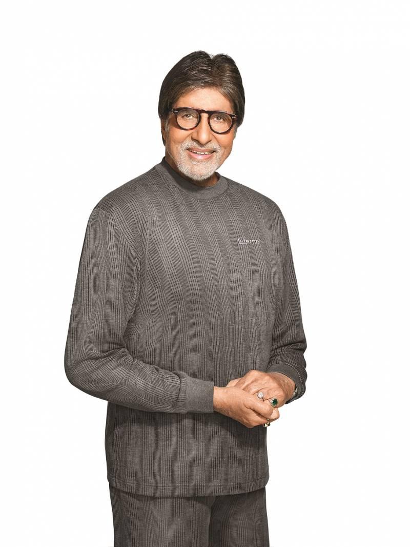 cc7277f7f2b0 Amitabh Bachchan endorses Lux Inferno