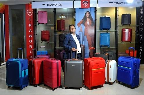 169c7b87e Relative newcomer Traworld aims to be Rs 150-cr brand in 2018: Tushar Jain