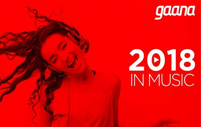 Gaana gives an overview of music consumption in 2018