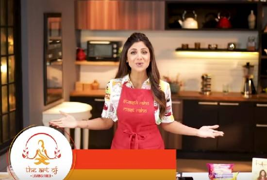 UNIBIC Foods partners with Shilpa Shetty's Youtube channel
