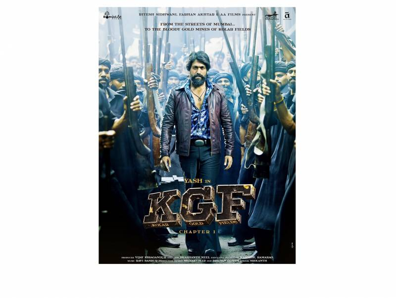 World Television Premiere of K G F: Chapter 1 on Sony MAX