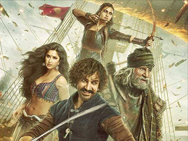 World Television Premiere of 'Thugs Of Hindostan' to air on Sony MAX