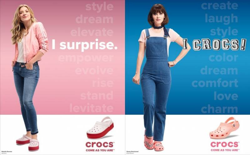 """9d06d1fc02e96 Crocs, Inc. (NASDAQ:CROX), a global leader in innovative casual footwear  for women, men and children, today launched the third year of its """"Come As  You Are"""" ..."""