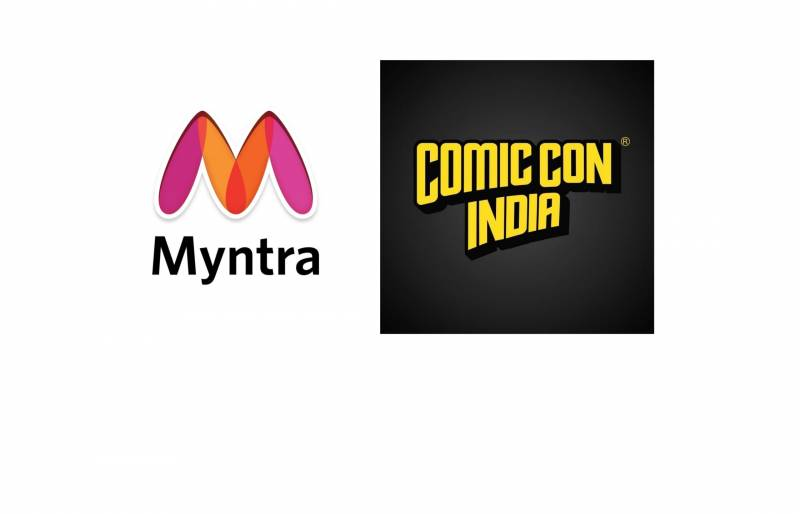 Myntra Partners With Comic Con India