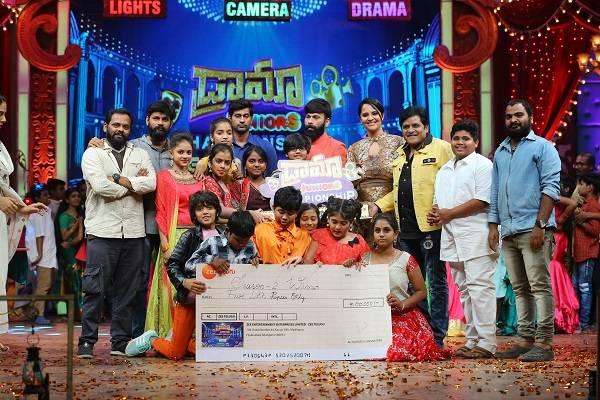 Drama Juniors Championship Season 4 winners took home Rs 5
